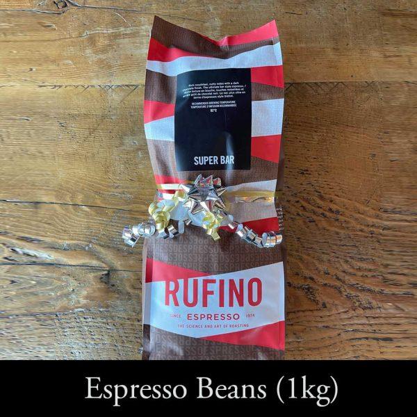 Espresso Beans (1kg)