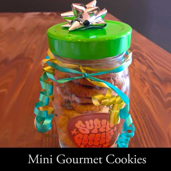 Mini Gourmet Cookies