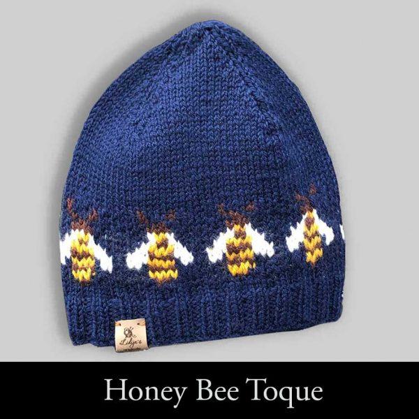 Honey Bee Toque